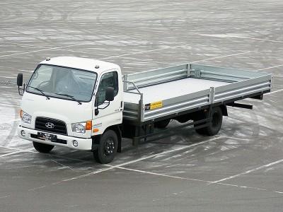 Бортовой автомобиль Hyundai HD 65 3,5 тонны