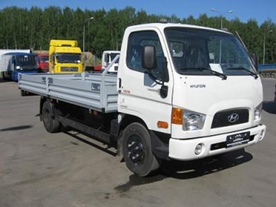 Бортовой автомобиль Hyundai HD 78 4,7 тонны