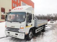 Бортовые автомобили Jac N120