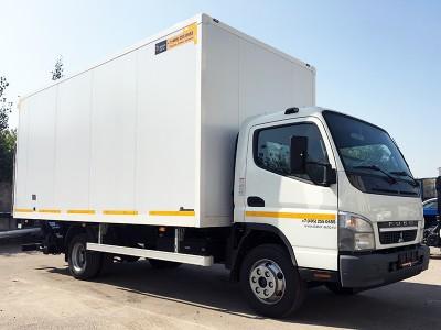 Изотермический фургон Mitsubishi Fuso Canter FE85DJ 6,2 метра