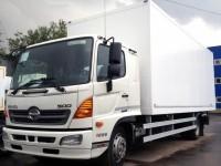 Промтоварные фургоны Hino 500