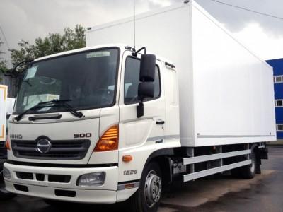 Промтоварный фургон Hino 500 MTA 7 тонн