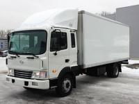 Изотермические фургоны Hyundai HD-120