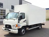 Изотермические фургоны Hyundai HD-35