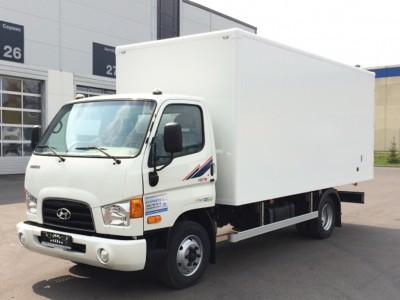 Изотермический фургон Hyundai HD 35 Extra Long 3,5 тонны