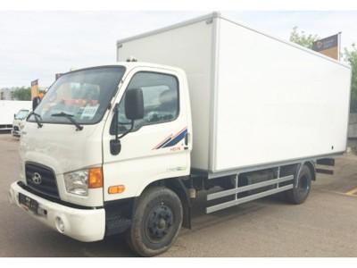 Изотермический фургон Hyundai HD 78 4,4 тонны