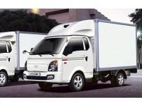 Изотермические фургоны Hyundai Porter