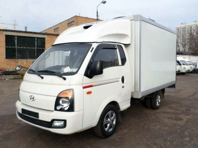 Изотермический фургон Hyundai Porter II 995 кг