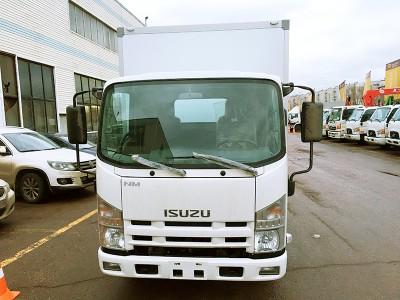 Изотермический фургон Isuzu ELF 3.5 NMR85H 4,3 м