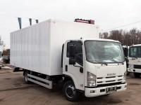 Промтоварные фургоны Isuzu ELF 9.5