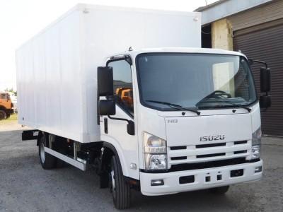 Изотермический фургон Isuzu ELF 9.5 NQR90LM 6,4 тонны