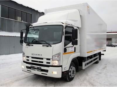 Промтоварный фургон Isuzu FORWARD 12.0 FSR90SL-P 8,1 тонны
