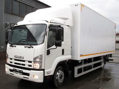 Изотермический фургон Isuzu FORWARD 12.0 FSR90SL-N 8,2 тонны
