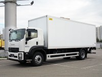 Изотермические фургоны Isuzu Forward 18.0