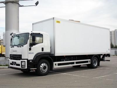 Промтоварный фургон Isuzu FORWARD 18.0 FVR34ULS 12,3 тонны