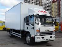 Изотермические фургоны Jac N120