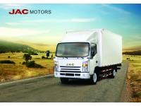 Изотермические фургоны Jac N56