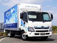 Фургоны-рефрижераторы Hino 300