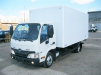 Изотермические фургоны Hino 300