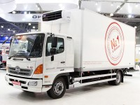 Фургоны-рефрижераторы Hino 500