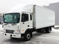 Фургоны-рефрижераторы Hyundai HD-120