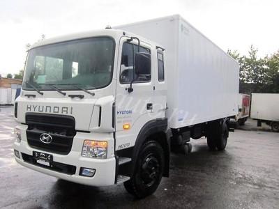 Рефрижератор Hyundai HD 170 8 тонн