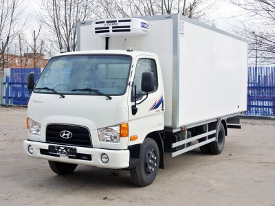 Рефрижератор Hyundai HD 78 4 тонны