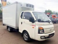 Фургоны-рефрижераторы Hyundai Porter