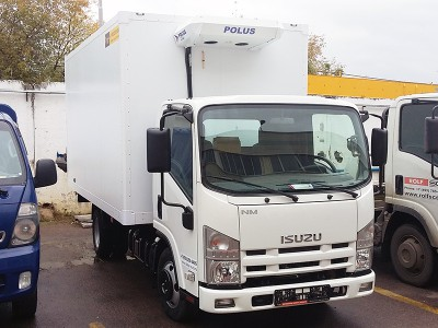 Рефрижератор Isuzu ELF 5.2 NMR85H 4,4 м