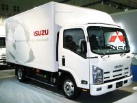 Фургоны-рефрижераторы Isuzu ELF 3.5