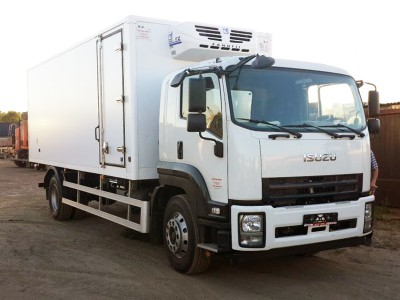 Рефрижератор Isuzu FORWARD 18.0 FVR34ULM 12,5 тонн