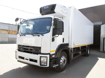 Рефрижератор Isuzu FORWARD 18.0 FVR34ULS 12,3 тонны