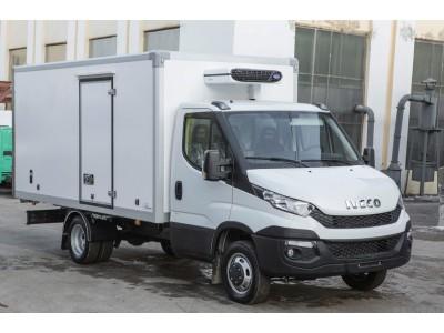 Рефрижератор Iveco DAILY 70С15 3,2 тонны (по ПТС 995 кг)