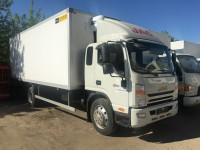 Фургоны-рефрижераторы Jac N120