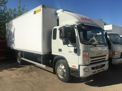 Изотермический фургон Jac N120 6,6 тонны 6,7 м