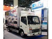 Фургоны-рефрижераторы Jac N56