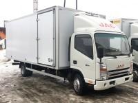 Фургоны-рефрижераторы Jac N75