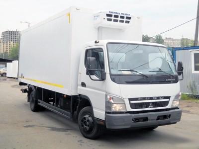 Рефрижератор Mitsubishi Fuso Canter FE85DJ 5,7 тонны