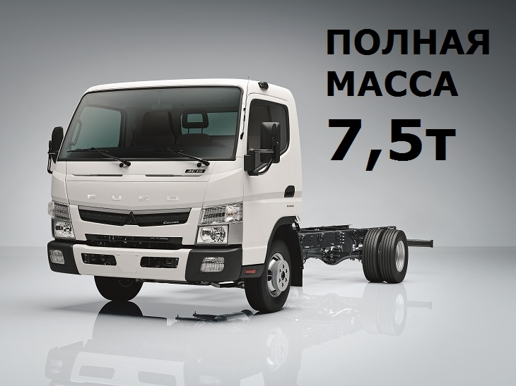 Fuso Canter TF 7,5т